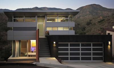 Anthrazit House par  Architects Magnus -  Santa Barbara, Usa