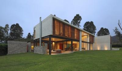 House b2 par Jaime Ortiz de Zevallos - Pachacamac District, Pérou