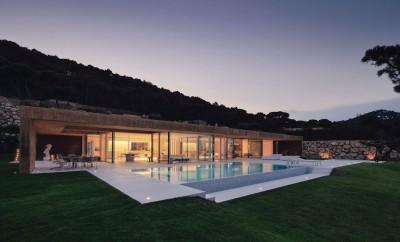 maison réhabilité par MANO Arquitectura - Begur  Espagne