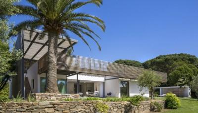 Maison L2 par Vincent Coste - Saint-Tropez, France