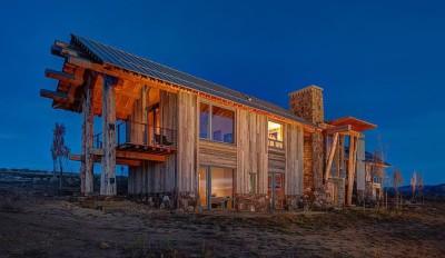 Wolf Creek Ranch par S+D Architects - Utah, Usa