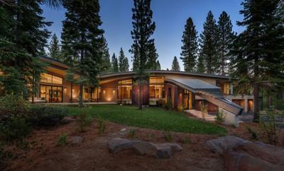 Flight House in Martis Camp par Sage Architecture - Truckee, Usa