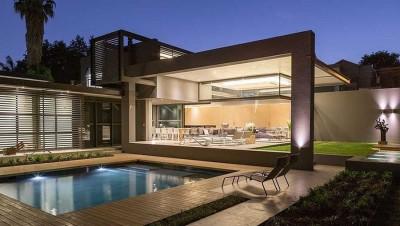 House Sar par Nico van der Meulen Architects - Johannesbourg, Afrique du Sud