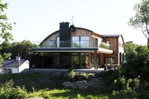 Wooden house construire tendance part 4 for Architecte quebecois contemporain