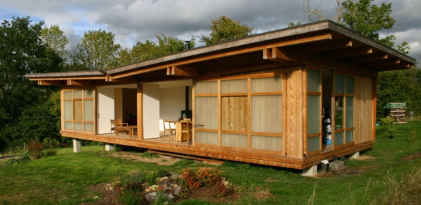 Maison Dans La Prairie Par Arba Montreuil France