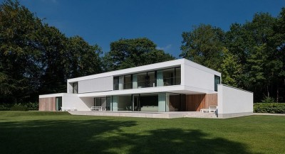 HS Residence par Cubyc Architects - Bruges, Belgique