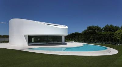 Casa Balint par Fran Silvestre Arquitectos - Valence, Espagne