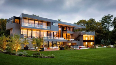 Sands Point Residence par Narofsky Architecture - Long Island, Usa