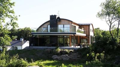 Villa E par Stringdahl Design - Suède
