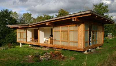 Maison dans la prairie par Arba - Montreuil, France