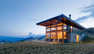 Nahahum Canyon House par Balance Associates - Nahahum Canyon, Usa