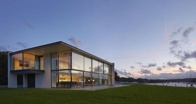 Fishbourne Quay house par The Manser Practice Architects + Designers -  île de Wight, Royaume Uni