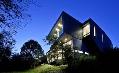 Port Hope House par Teeple Architects - Ontario, Canada