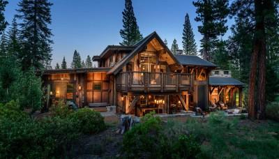 The Cabin Austin chalet par Walton Architecture - Martis Camp, Usa