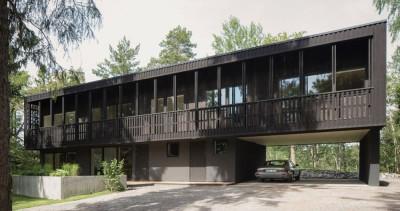 Torsby III par Max Holst Arkitekt - Stockholm, Suède