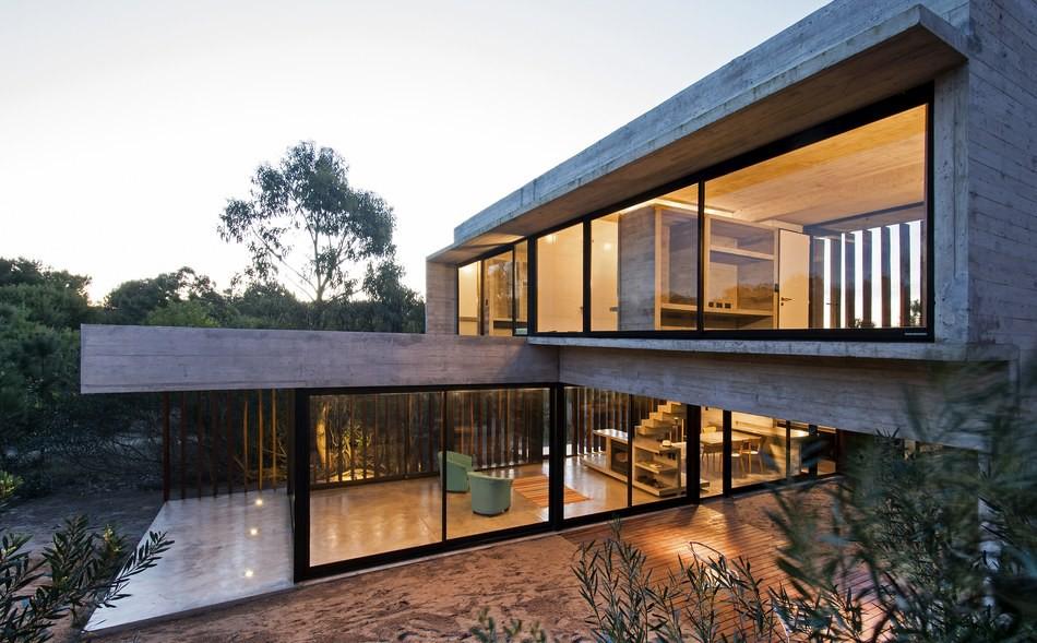 MR House par Luciano Kruk Arquitectos - La Esmeralda ...