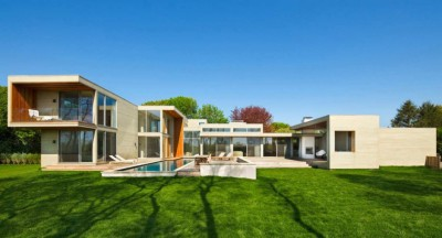 - Fieldview house par Blaze Makoid Architecture - East Hampton, Usa