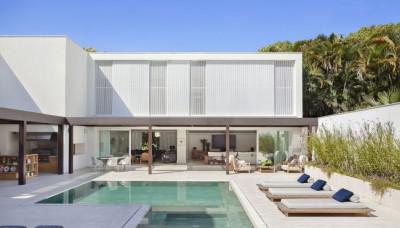 Brise House par Gisele Taranto Arquitetura - Rio de Janeiro, Brésil