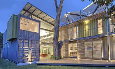 Casa incubo par Maria Jose Trejos- Costa Rica