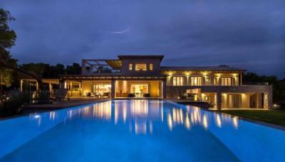 Villa in South Peloponese par Gem Architects - Grèce