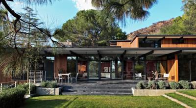 La Cañada Residence par Jamie Bush & Co. - Sierra Madre, Usa