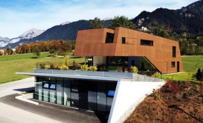 Muk par mahore architects - Saalfelden, Autriche