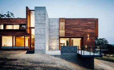 Dawes Road House par Moloney Architects - Ballarat, Australie