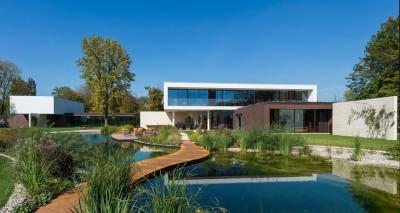 Villa M  par Oliver Grigic - Cepin, Croatie