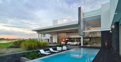 JRB House par Reims Arquitectura - Santa Domingo, Mexique