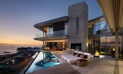 Villa Clifton 2A par Saota - Le Cap, Afrique du Sud