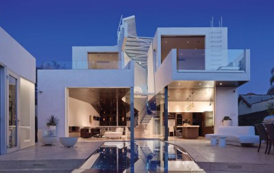 Birch Residence par Griffin Enright Architects - Los Angeles, Usa