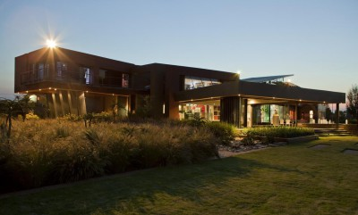 House Tsi par Nico van der Meulen Architects - Afrique du Sud