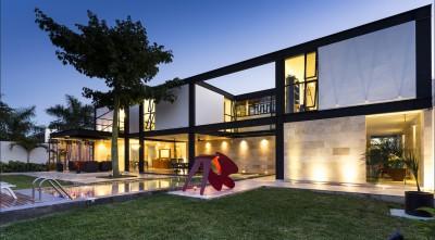 Montebello 321 par Jorge Bolio Arquitectura - Merida, Mexique