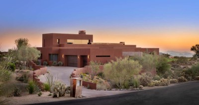 Kim Residence par Tate Studio Architects - Scottsdale, Usa