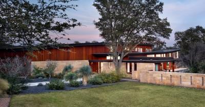 Tree House par Miró Rivera Architects -  Austin, Texas, Usa