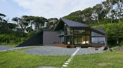 Villa Escargot par Takeshi Hirobe Architects - Chiba, Japon