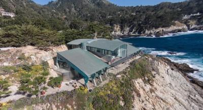 Carmel Highlands Residence par Eric Miller Architects - Carmel-By-The-Sea, Usa