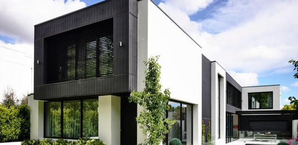 Kew house par amber hope design melbourne australie construire tendance - Melbourne maison moderne australie ...