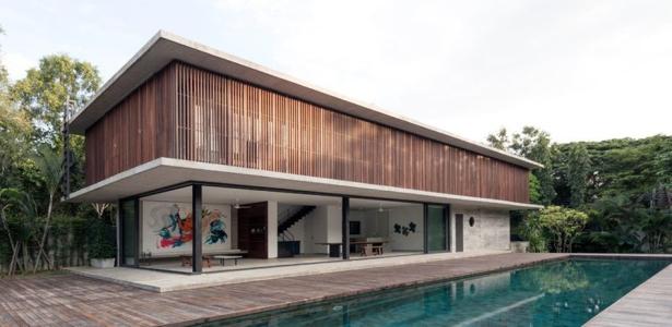 Swiss family house par architectkidd bang saray for Construire maison minimaliste