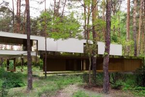 Reform architekt construire tendance - La contemporaine villa k dans les collines de nagano au japon ...