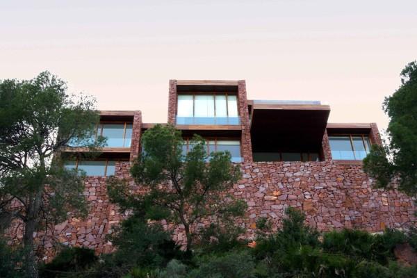 Splendide Résidence Espagnole, Comme Un Chateau Des Temps Modernes