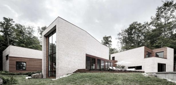 The elves par alain carle architecte morin heights canada construire tendance - Combien de brique pour une maison ...