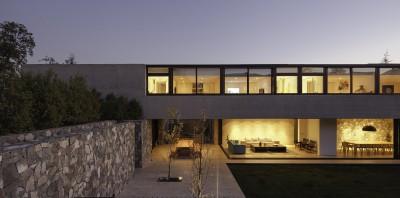 SH House par 01arq - La Dehesa, Chili