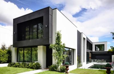 Kew House par Amber Hope Design - Melbourne, Australie