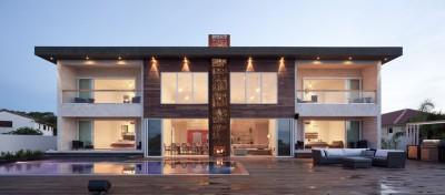 Bella Vita Villa par Prototype Design Lab -  îles Turques et Caïques