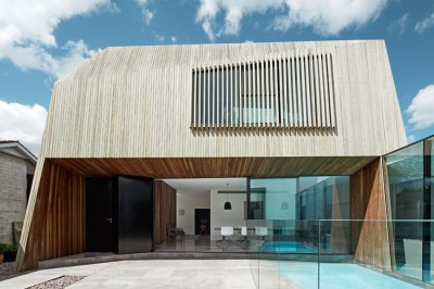 Rénovation contemporaine par Coy Yiontis Architects - Balaclava, Australie
