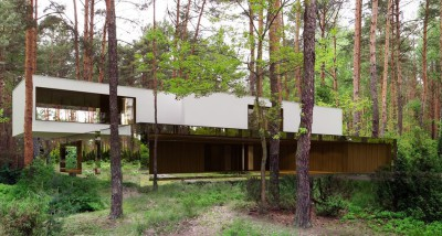 Izabelin House par REFORM Architekt - Varsovie, Pologne