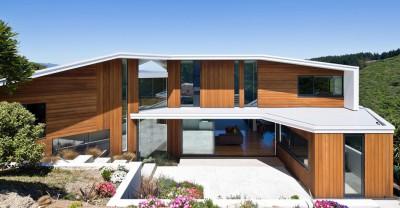 Korokoro House par Parsonson Architects - Korokoro, Nouvelle Zélande