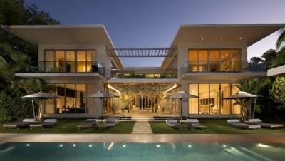 Mimo house par Kobi Karp architecture - Miami Beach, Usa