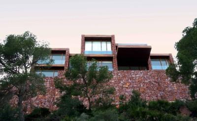 Paz & Comedias House par Ramon Esteve - Sagunt, Espagne